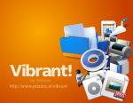 Vibrant 9.7 for Gnome by YetZero