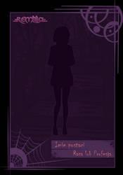 [Remilia] Karta Postaci by Venom-master