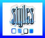 #.Styles (SkyInBlue)