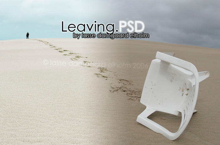Leaving.PSD by Nullerpsd