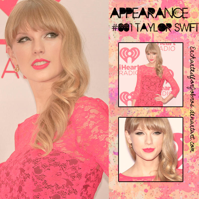 Appearance #001 Taylor Swift by EnchantedforJobros on deviantART