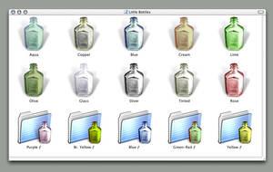 Little Bottles by smhill