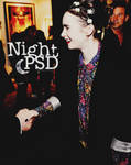 Night   PSD  