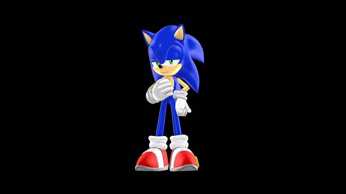 (MMD): SD Sonic The Hedgehog FINAL (without bugs) by Modern-Sonic