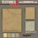 Textures: Carton paper