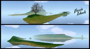 Map - Vassia Islands (Free!)