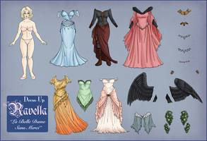 PE- Dress-Up Ravella for Leey