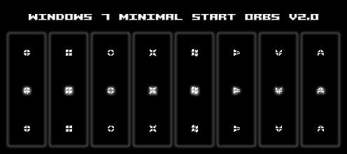 Minimal Start Orbs v2.0 by ZaLiTHkA