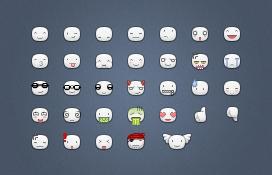 Riceballs - CSS Sprite Version by ZaLiTHkA