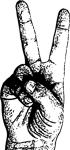 Hand by bhorwat