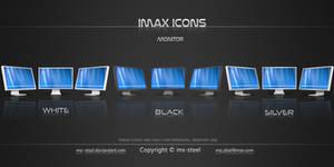 Imax Monitor Icons