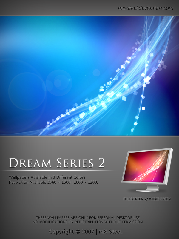 Dream Series 2 by mx-steel