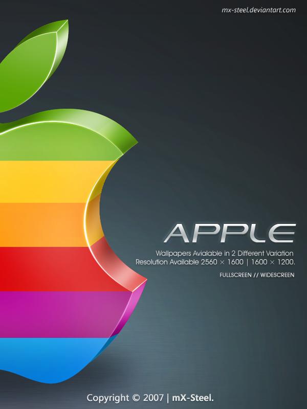 Apple by mx-steel