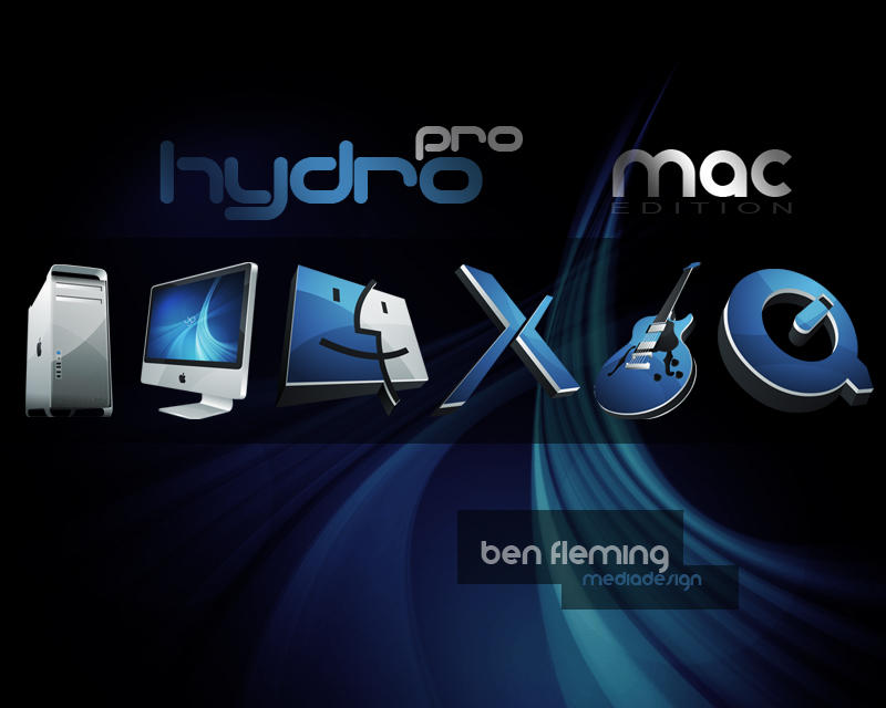 HydroPRO -HP- Mac Edition by MediaDesign
