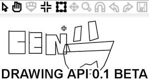 Drawing API 0.1 BETA by MediaDesign