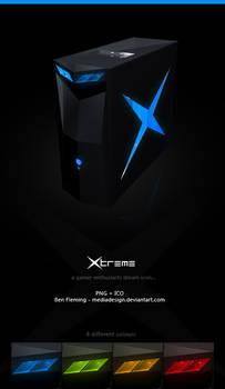 Xtreme Computer Dock Icon