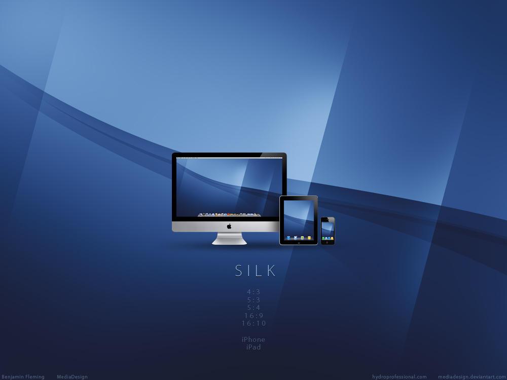 SILK Wallpaper by MediaDesign