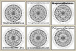 Mandala Present for: WagmoreBarkless by Marce3
