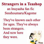 Strangers in a Teashop by KDHeart