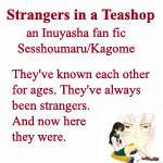 Strangers in a Teashop by KDHeart
