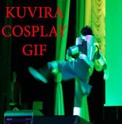 Kuvira cosplay GIF by signore-illusionista