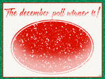December with who?