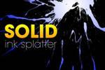 Solid Ink Splatters - PS Brush