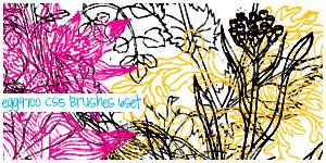 6set-flower by egg9700