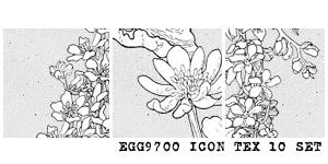 ICON10SET by egg9700