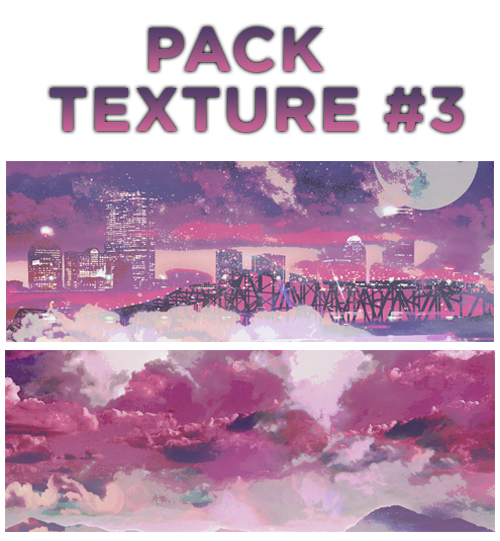 PACK TEXTURE #3@muyy-cucheoo by muyy-cucheoo