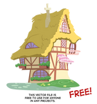 MLP background house 03 by Mr-Spider-The-Bug