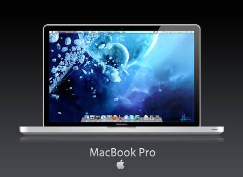 MacBook Pro Aluminum PSD