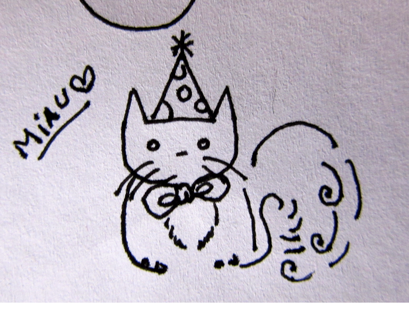 forum draw a cat with a party hat deviantart
