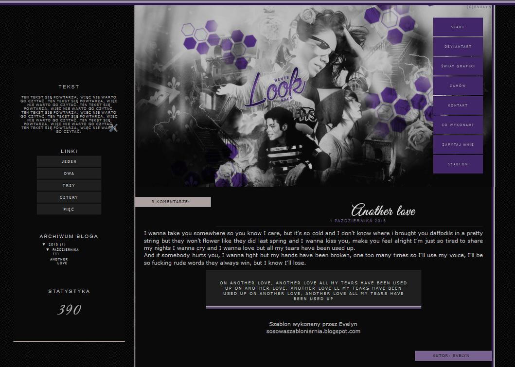 09. Purple sosowaszabloniarnia by youwakeup