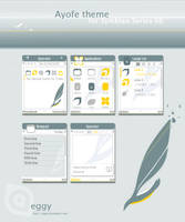 Ayofe Theme for Symbian S60v3