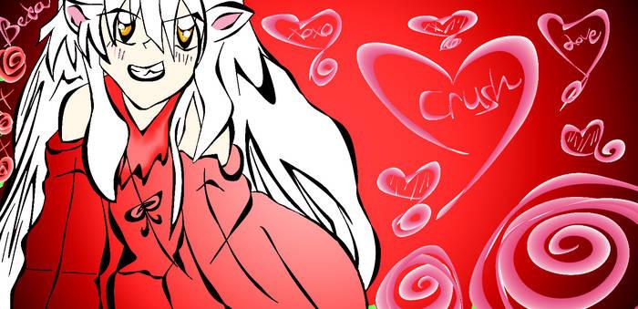 Just a Crush a Little Crush Inuyasha