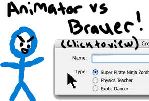 Animator vs. Brauer :BIG FILE: by Xedramon