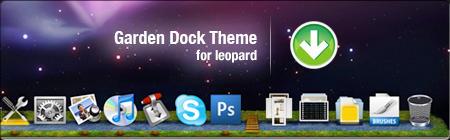 Garden dock theme