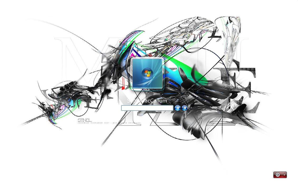 Media LogonXP by initiatedsean441