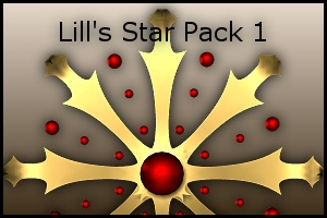 Star Pack 1 by Lill-stock