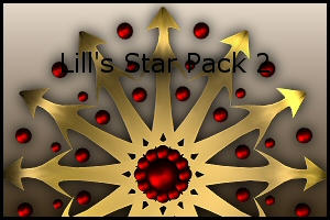 Star Pack 2 by Lill-stock