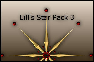 Star Pack 3 by Lill-stock