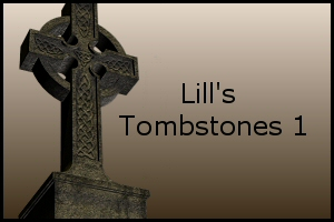 Tombstone pack 1 by Lill-stock