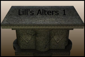 Alter Pack 1 by Lill-stock