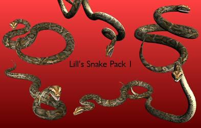 Snake Pack 1