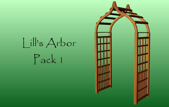 Arbor Pack 1 by Lill-stock