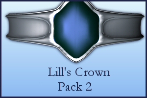 Crown Pack 2 by Lill-stock
