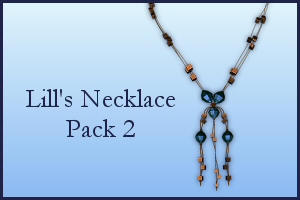 Necklace Pack 2 by Lill-stock