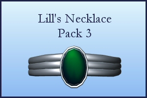 Necklace Pack 3 by Lill-stock