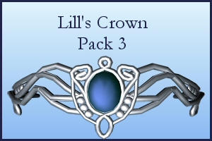 Crown Pack 3 by Lill-stock